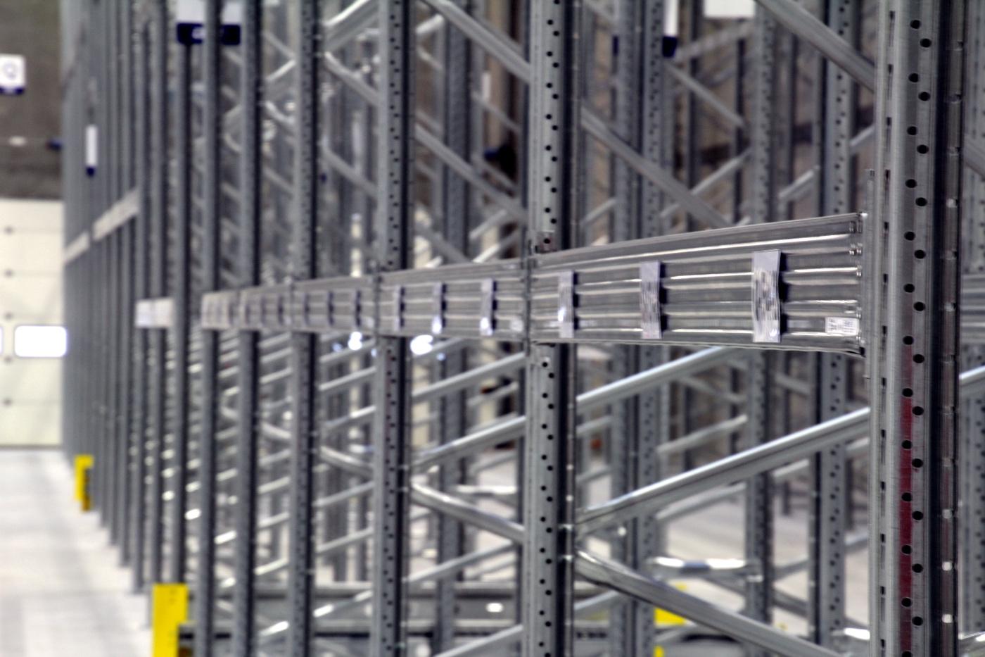 Pallereoler med 3500 pallepladser leveret til DSV Road A/S
