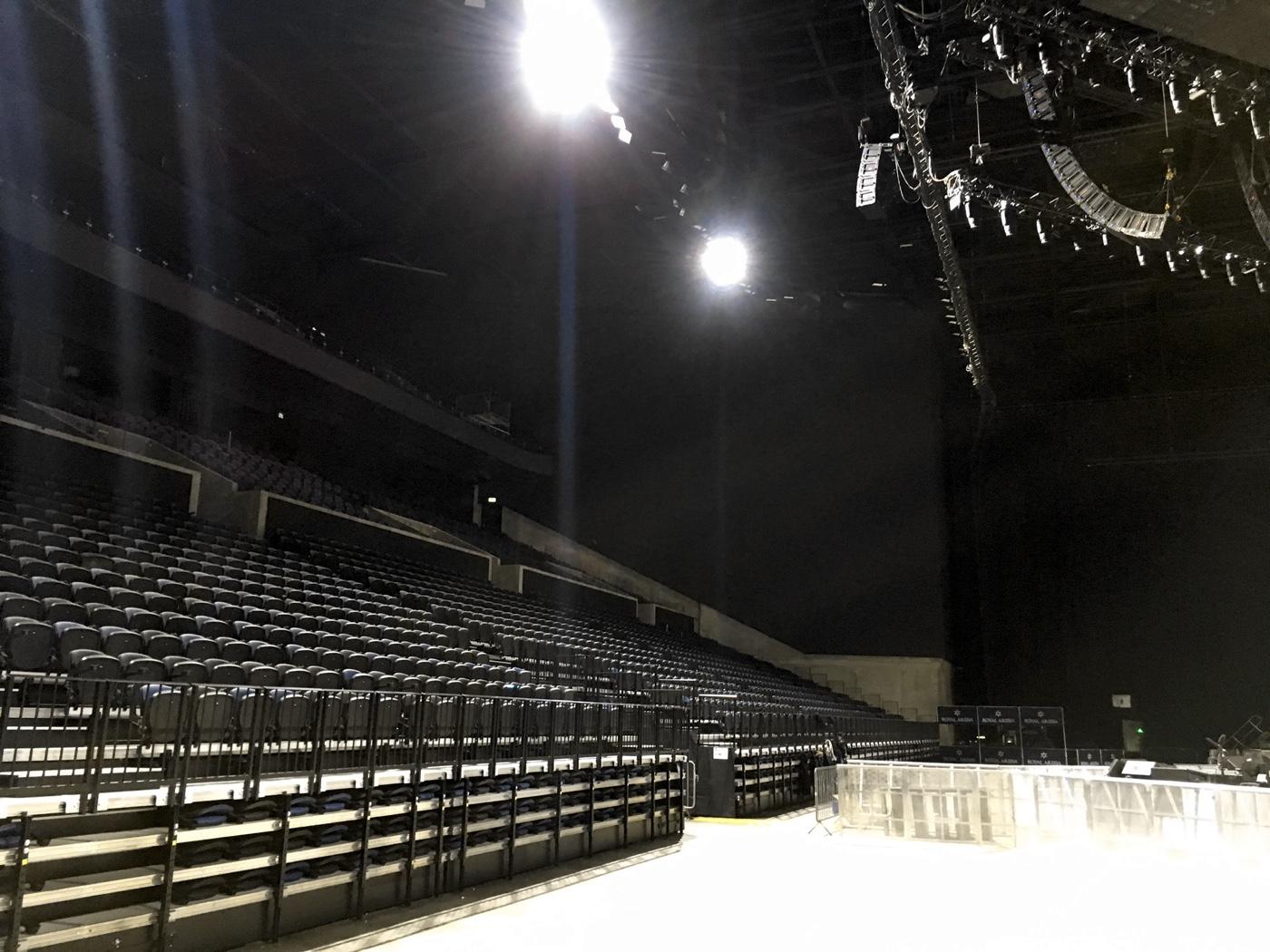 Metallica sprængte Royal Arena - men metal-reolerne står der endnu