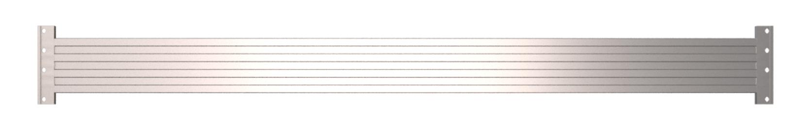 Pallereoler med galvaniseret rustfri overflade